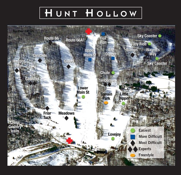 Hunt Hollow Ski Club