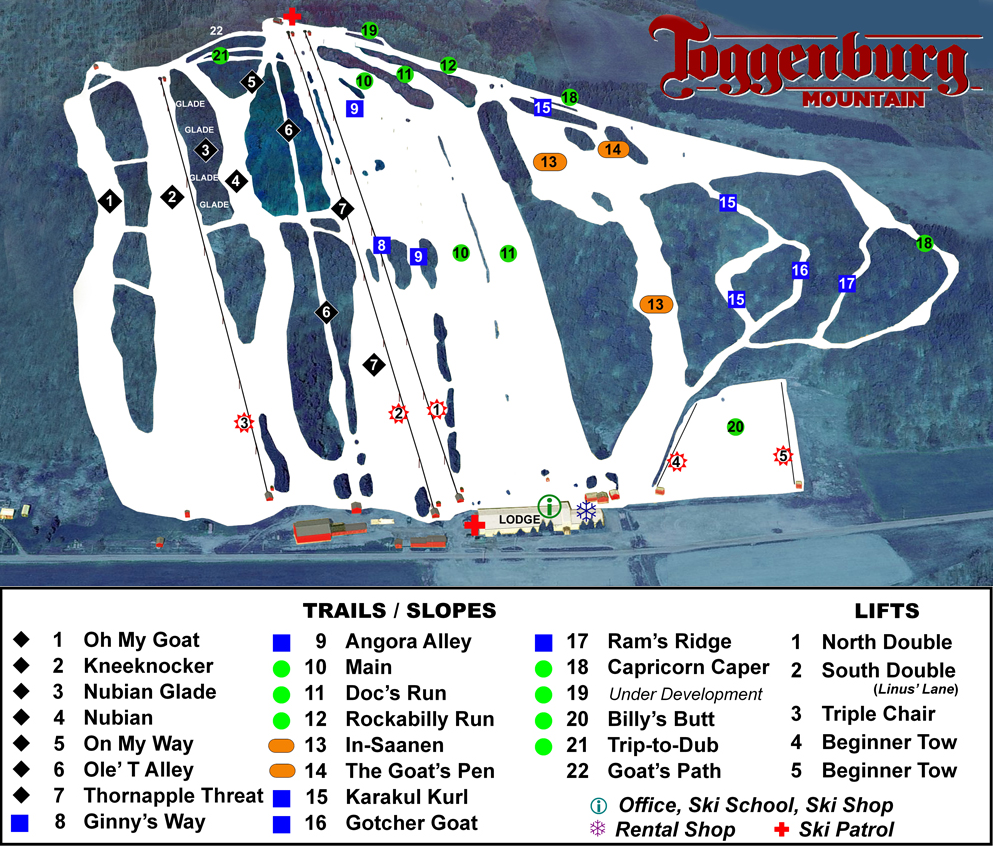 Toggenburg Mountain Winter Sports Center