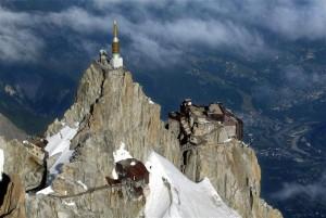 Aiguille du Midi Chamonix Mont Blanc