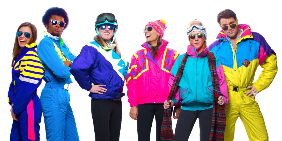 History Of Ski Wear Part One