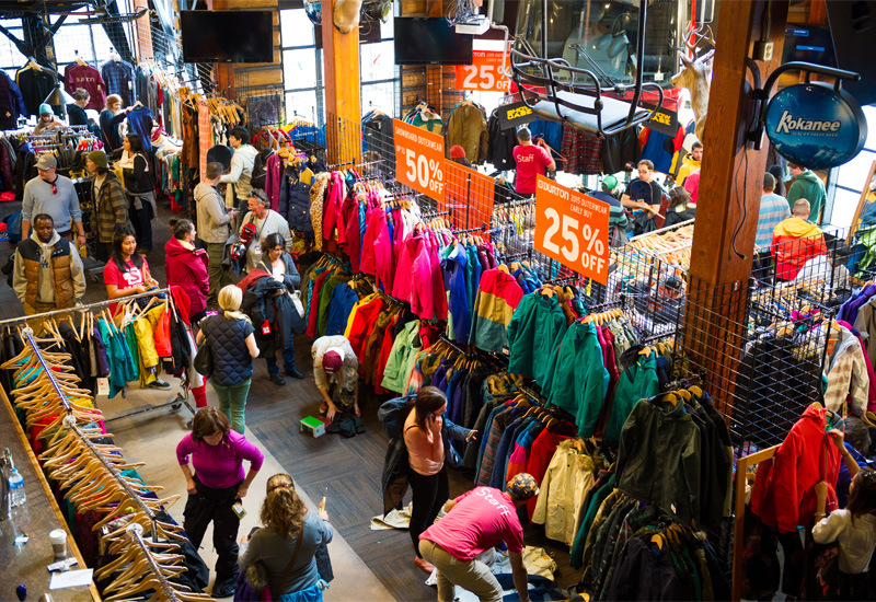 Ski Gear Sales