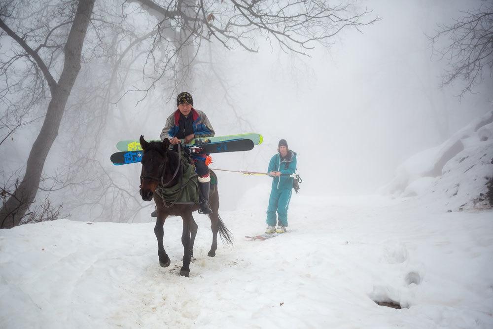 Ski Kyrgyzstans