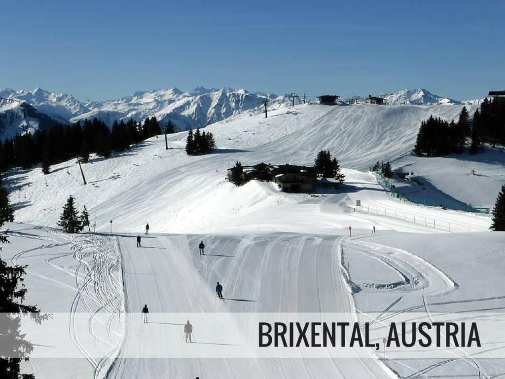 SkiWelt ski area - Brixental ski resort, Austria Snowcomparison.com