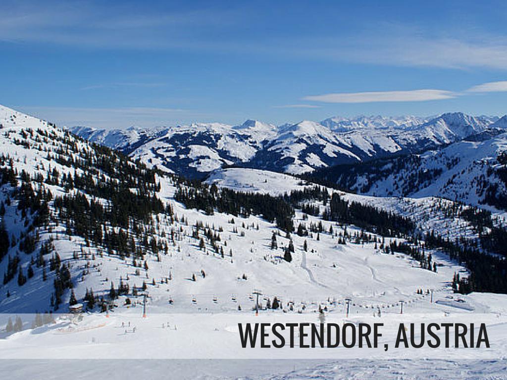 SkiWelt ski area - Westendorf ski resort, Austria Snowcomparison.com