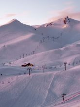 How to Ski in the Southern Hemisphere - Valle Nevado Chile Snowcomparison.com