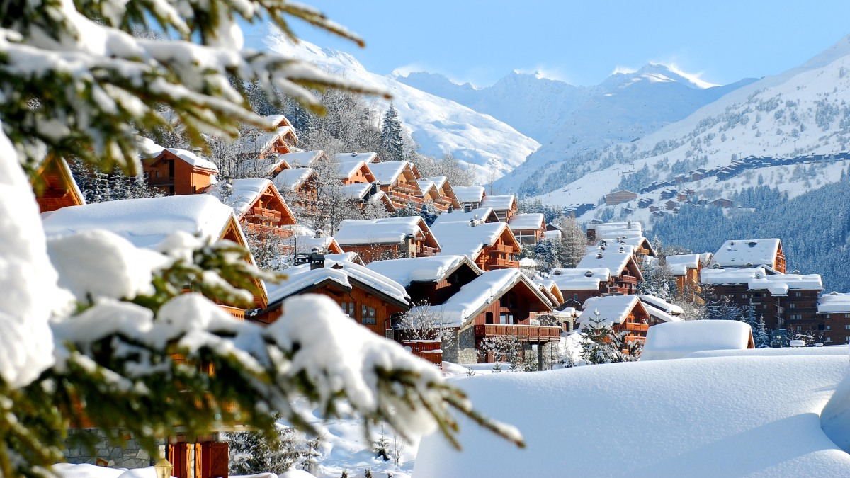 Image result for Meribel, France
