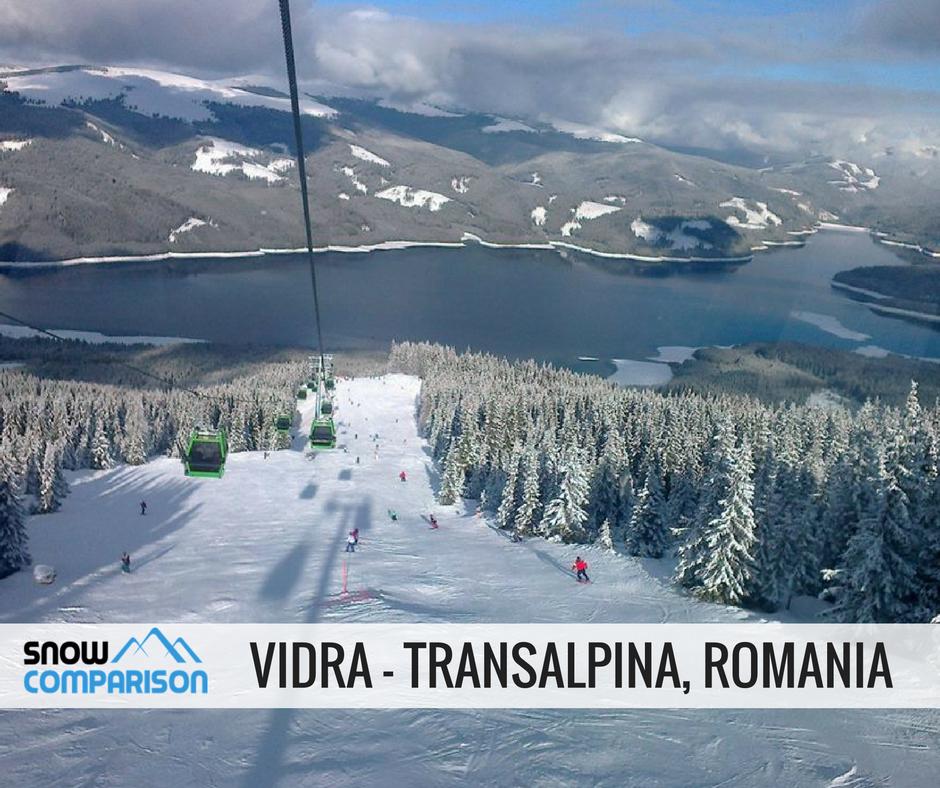 Vidra-Transalpina Ski Resort