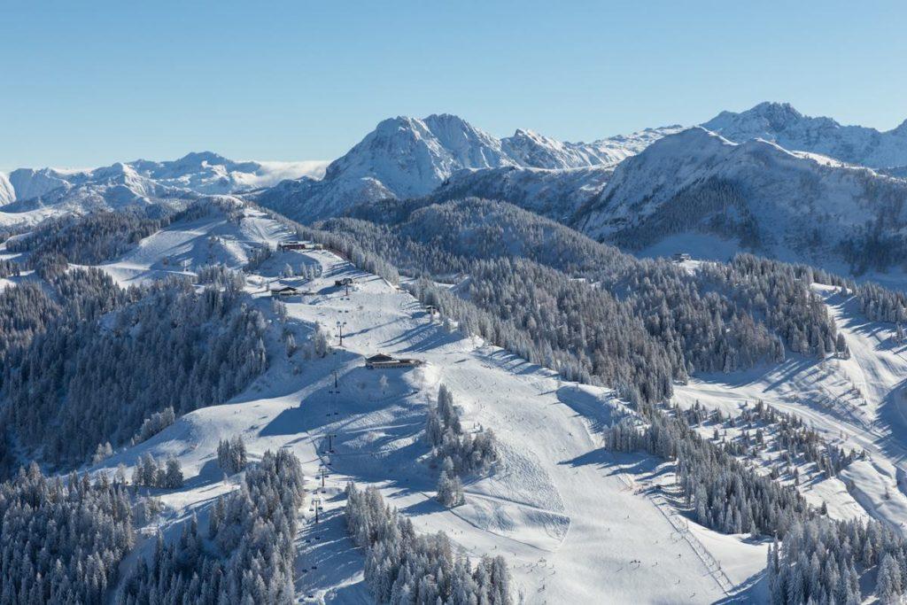 St. Johann-Alpendorf ski resort