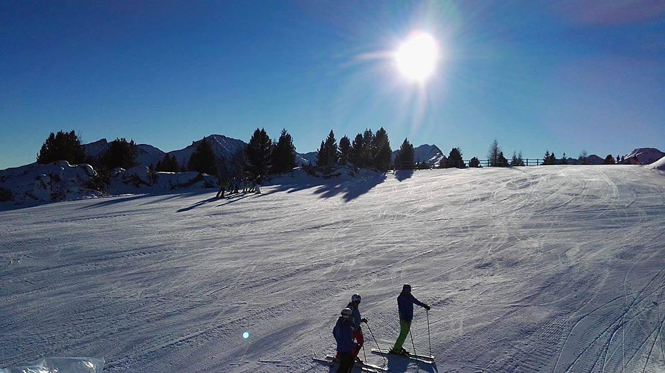 Val di Fiemme ski resort