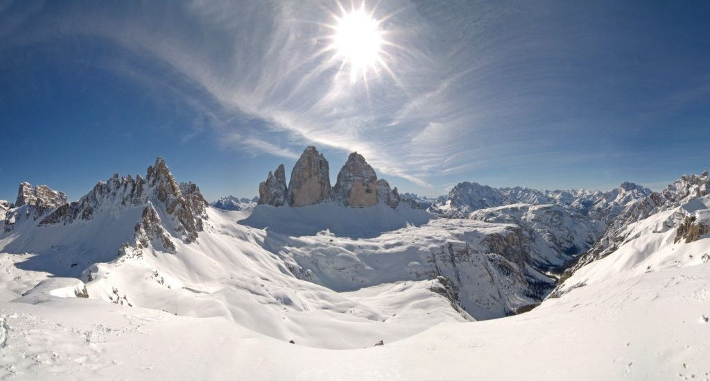 Alta Pusteria ski resort