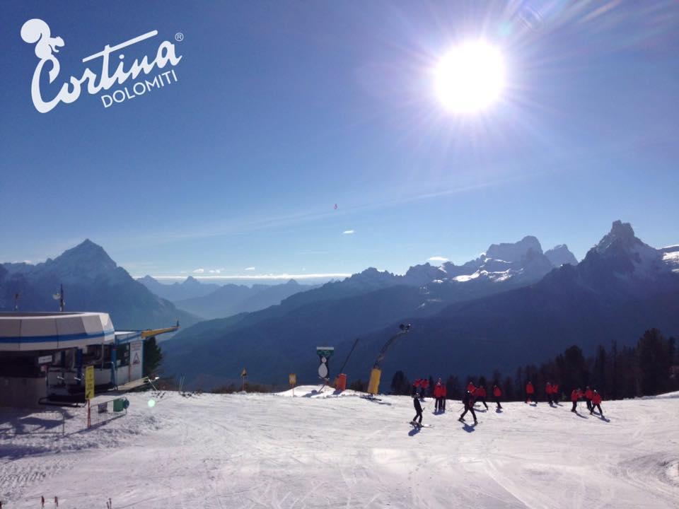 Cortina d'Ampezzo ski resort