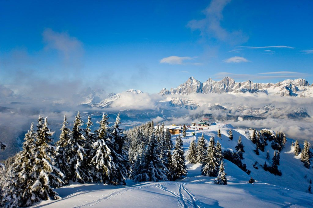 Schladming ski resort