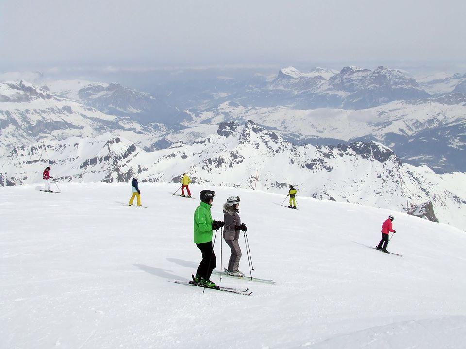 Marmolada ski resort
