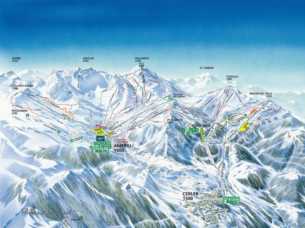 Aramón Cerler Ski Resort