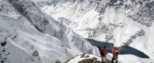 BACKCOUNTRY SKIING IN CHILE WITH CHRIS DAVENPORT