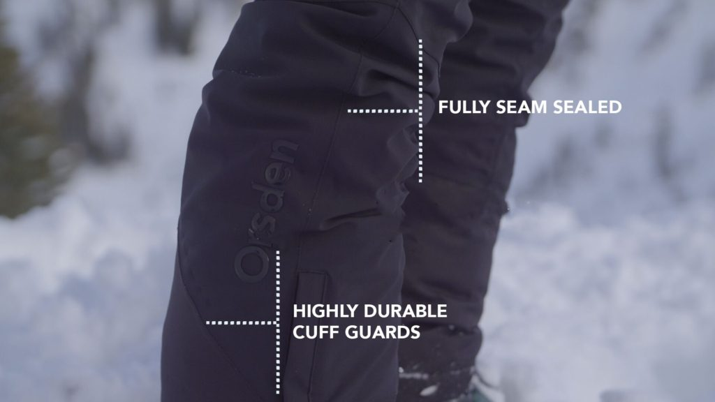 Orsden Skiwear Pants on Kickstarter