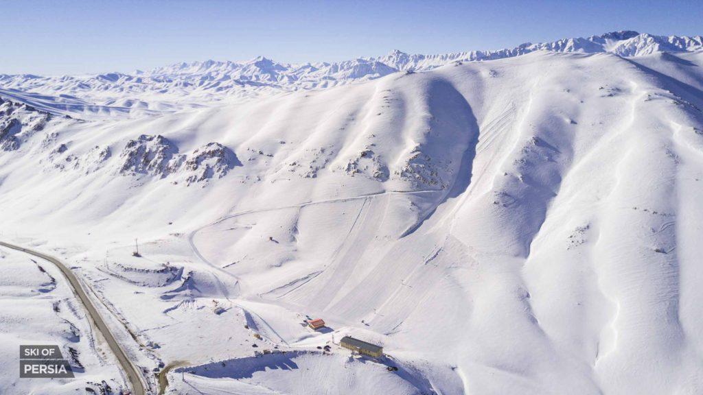 skiing-in-iran