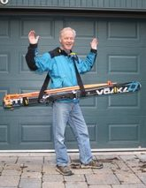 Skiporter Ski Straps In Hand